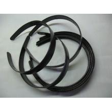 ободок пластмассовый 15мм черный