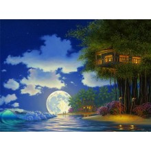 Лунный восход