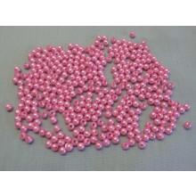 """Бусина """"Жемчужинка"""" круглая 4мм  розовый"""