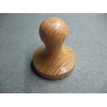 Деревянная ручка для штампов 40 мм